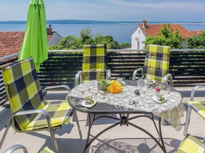 Photo for Apartment Ana in Crikvenica/Dramalj - 6 persons, 2 bedrooms