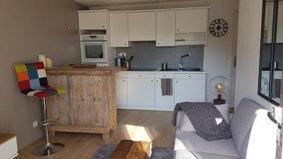 Photo for Apt T2 cozy 10 minutes walk from the port
