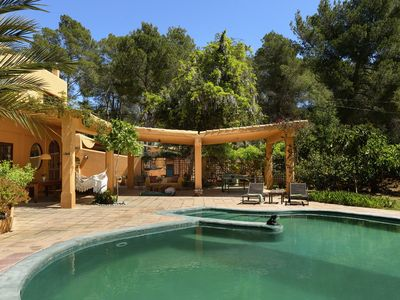 Photo for A beautiful villa in the tranquil surroundings of Santa Eulalia