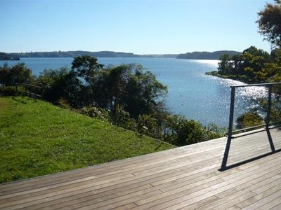 Photo for Panoramic Views, Modern House, Private Jetty/Beach