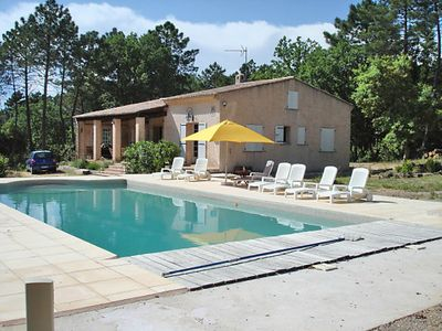 Photo for Vacation home Les Charles D  in Sainte Maxime, Cote d'Azur - 8 persons, 4 bedrooms