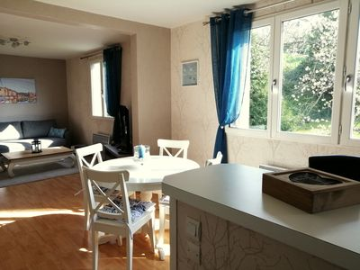 Photo for Comfortable apartment center of Honfleur