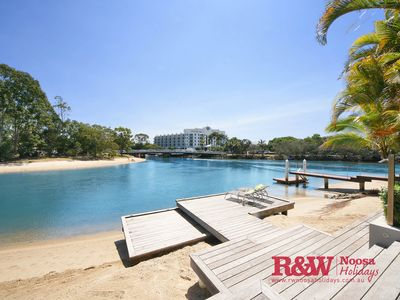 Photo for Superbly Crafted North Facing Noosa Luxury