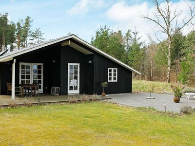 Photo for Comfortable Holiday Home in Jutland with whirlpool and terrace