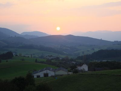 Photo for Holiday cottage 2 to 8 people Exceptional view.