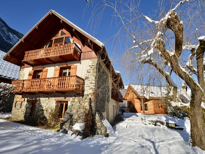 """Photo for holiday cottage """"Les Petites Sources""""."""