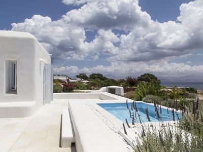 Photo for SAND Sea  VIew Villa 3 with pool at the beach | The  SAND Collection Villas