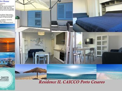 Photo for Gulet Holiday Home in RESIDENCE lL CAICCO (100 meters from the sea)