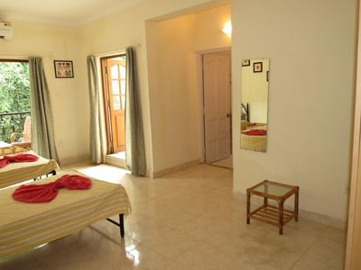 Photo for In Arpora with Air conditioning, Parking, Terrace, Balcony (646664)