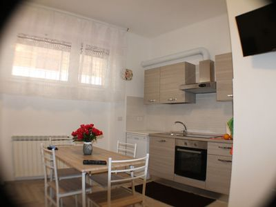 Photo for Ostia Lido apartment by the sea