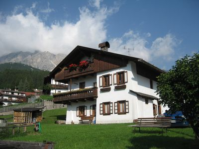 Photo for Cozy family house in Cortina d 'Ampezzo