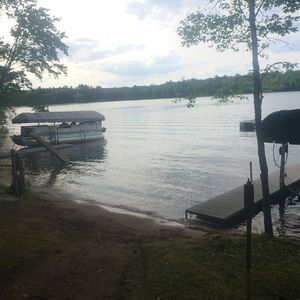 Private Cabin with Sand Beach on the Chippewa Flowage - Great Fishing!