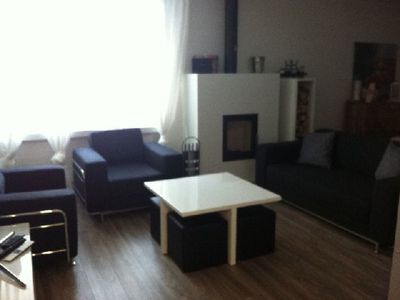Photo for Cosy apartment for 4 guests with WIFI, pool, balcony and parking