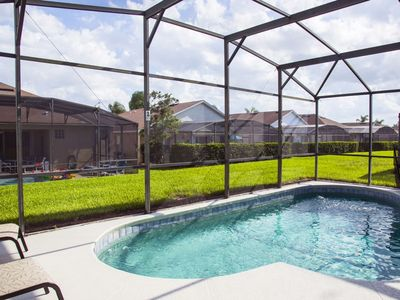 Photo for 4 Bedroom Pool Home with Game Room
