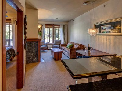Photo for Ski In / Ski Out at Squaw Village - One Bedroom Condo
