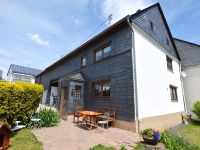 Photo for Renovated house with garden and terrace in the cozy village of Mastershausen