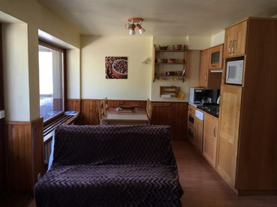 Photo for 2 rooms 5 people exposed south east