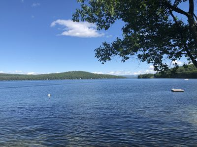 COUNTRY COTTAGE IN THE COZY WOODS OF NH,, Walk to beautiful Lake Winnipesaukee