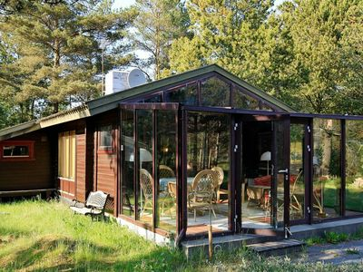 Photo for Charming Holiday Home in Ålbæk with Terrace
