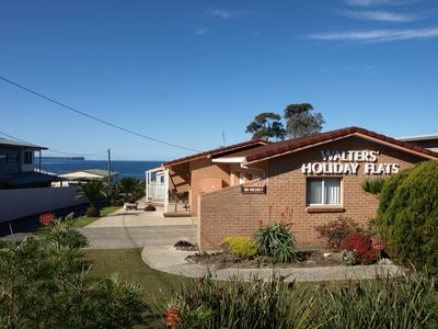 Photo for Walters Holiday Flats Hyams Beach Waterfront Location