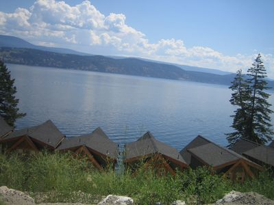 Photo for Secret Point Cottage Stunning Lake view and access
