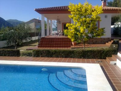 Photo for CHALET, SEA AND MOUNTAIN, GANDIA, BARX,  50' FROM AMERICA'S CUP AND CIRCUIT FORMULATES 1