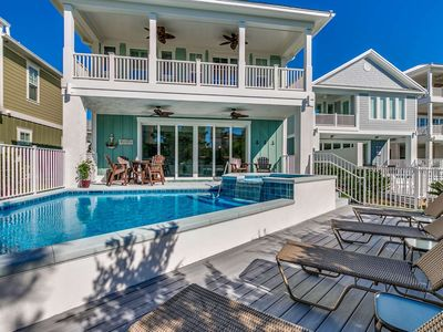 Photo for Stunning Swash Home with Private Pool in North Beach Plantation