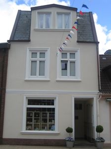 Photo for **** Apartment Lohdiele in 1. Upper floor of an old town house in Kappeln