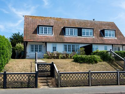 Photo for 3 The Haven - Traditional Thorpeness house with stunning lake view