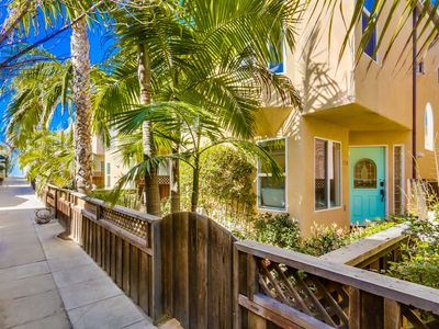 Photo for UPGRADED | FAMILY Beach home- BBQ, Garage Parking, Ground Floor Patio, Roof Deck!