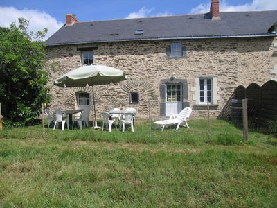 Photo for cottage, holiday home Nort-sur-Erdre 5 ch. up to 15 people