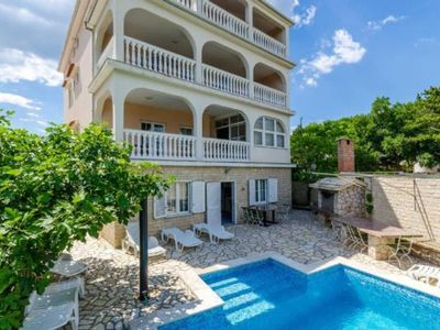 Photo for Holiday house Crikvenica for 10 - 15 persons with 6 bedrooms - Holiday house