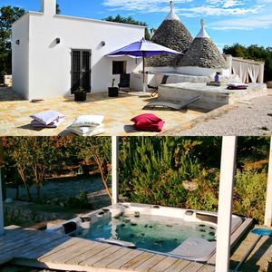 Photo for Happy Sunrise Trullo with Jacuzzi
