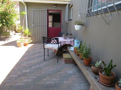 Photo for ONE BEDROOM SELF CATERING APARTMENT NEAR CAPE TOWN INCLUDING WIFI & DSTV