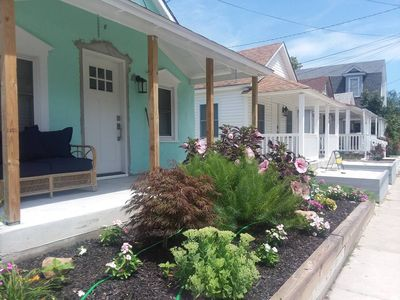 Photo for 2 Week Min. Stay - Cozy Cottage - 4 Blocks to the Beach