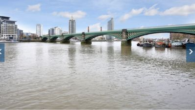 Photo for Gorgeous boat studio on the Thames