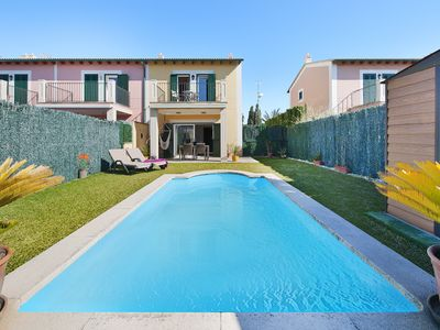 Photo for Villa Syrah - Next to the Beach with Pool