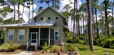 Photo for Discover Old Florida, Gulf Views From Front Porch, Kayaks, Sleeps 6