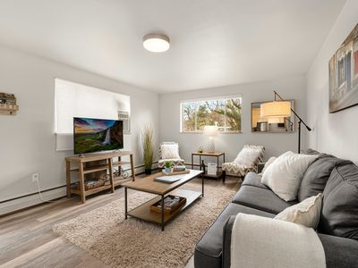 Photo for Contemporary condo in the heart of Old Town