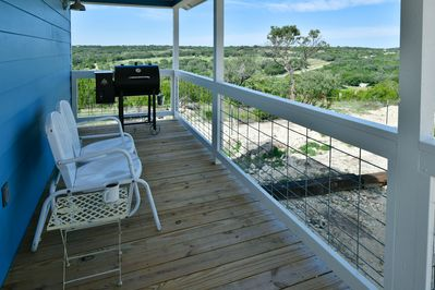 The view from your deck