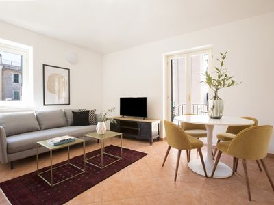 Photo for Spacious 2BR in San Pietro / Vaticano by Sonder