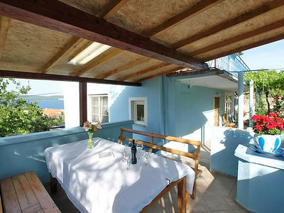 Photo for Vacation home Antonela  in Pašman/Dobropoljana, North Dalmatia/ Islands - 7 persons, 3 bedrooms
