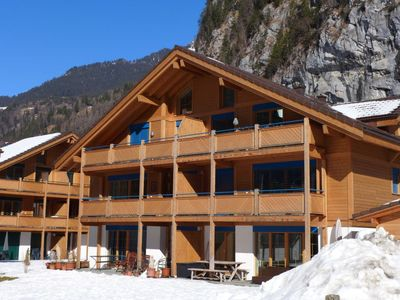 Photo for 3 bedroom Apartment, sleeps 6 in Lauterbrunnen with WiFi