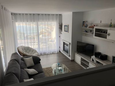 Photo for Renovated Duplex Apartment with Ocean View