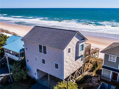 Photo for YOU'RE THE TOPS: 4 BR / 3 BA oceanfront in Surf City, Sleeps 8