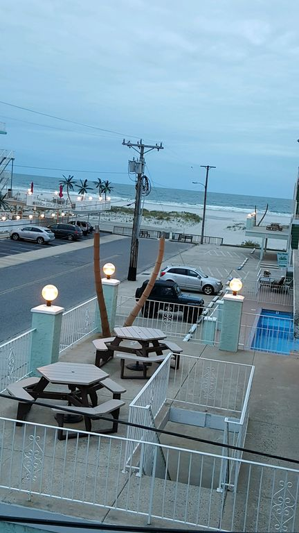 A Touch of Heaven on the Beach in Wildwood Crest
