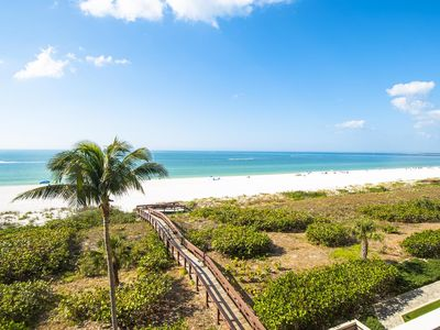Photo for Totally renovated, Stunning, Beachfront 3-bedroom, 3-bathroom condo with Unsurpassed Views of the Gulf!