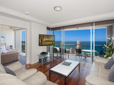 Photo for Apartment 2392 is a chic apartment which offers grand views of the ocean