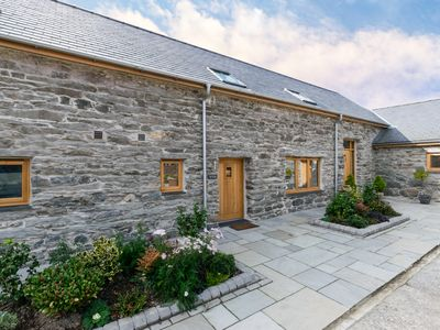 Photo for Within walking distance of Bala market town, this beautifully renovated cottage for 2 is the ideal b