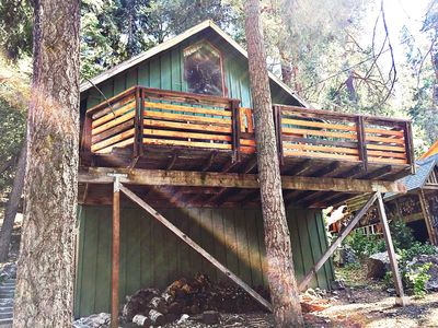 Photo for 2BR Cabin Vacation Rental in Forest Falls, California